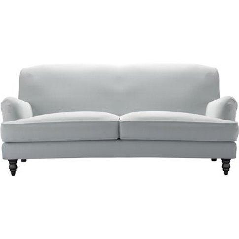 Snowdrop 3 Seat Sofa (Breaks Down) In Arctic Chessne...