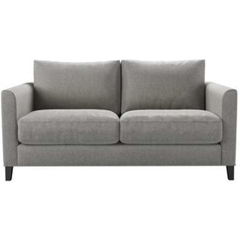 Izzy 2 Seat Sofa (Breaks Down) In Abalone Smart Slub...