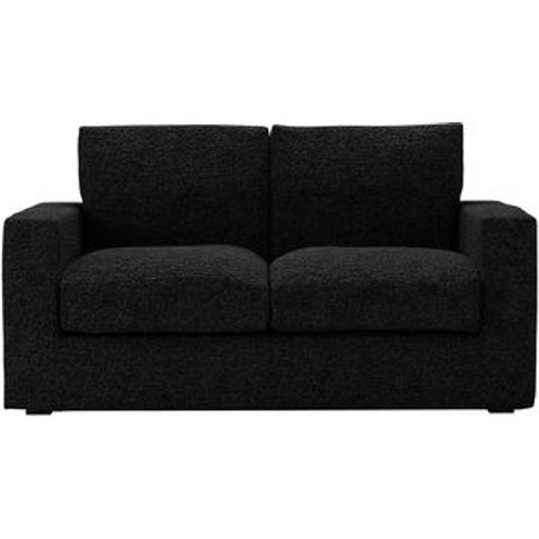 Stella 2 Seat Sofa In Ashford Textured Boucle