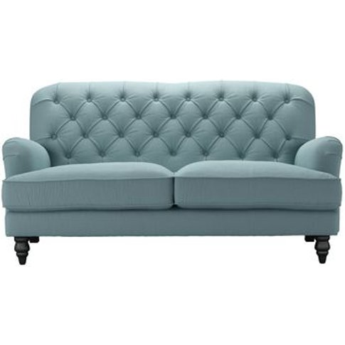 Snowdrop Button Back 2.5 Seat Sofa (Breaks Down) In ...