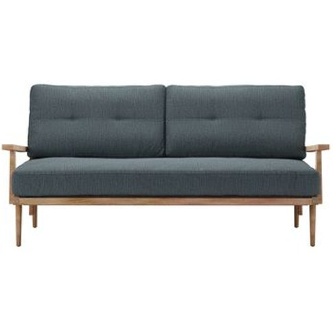 Hendrik 3 Seat Sofa In Chatsworth Dovedale