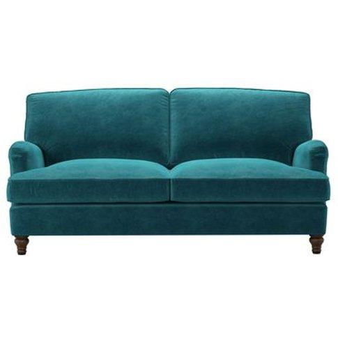 Bluebell 2.5 Seat Sofa Bed In Neptune Smart Velvet