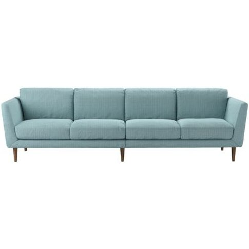 Holly 4 Seat Sofa In Forget Me Not Tori Murphy Clare...