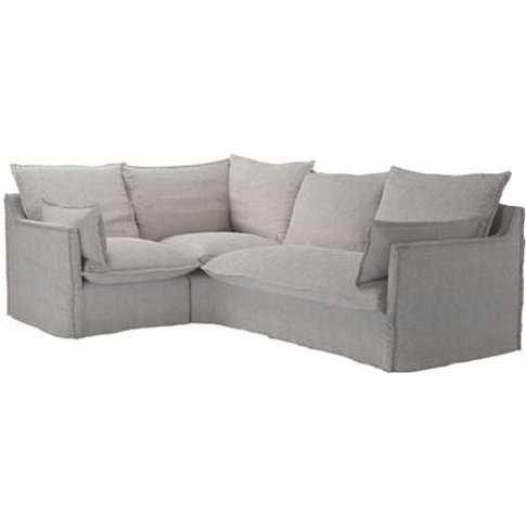 Isaac Asym: Lhf Single W Rhf 2 Seat Sofabed In Rye B...