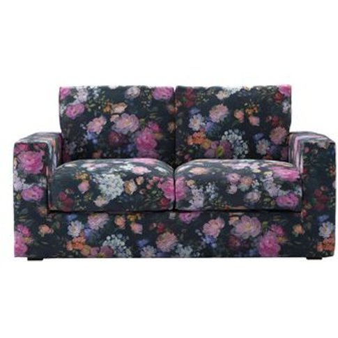 Stella 2 Seat Sofa In Petunia Chelsea Bloom