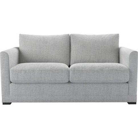 Aissa 2 Seat Sofa (Breaks Down) In Koala Chelsea Linen