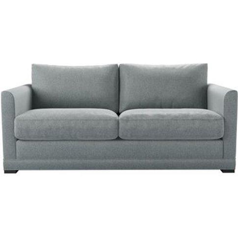 Aissa 2.5 Seat Sofa In Cirrus Smart Slubby Cotton