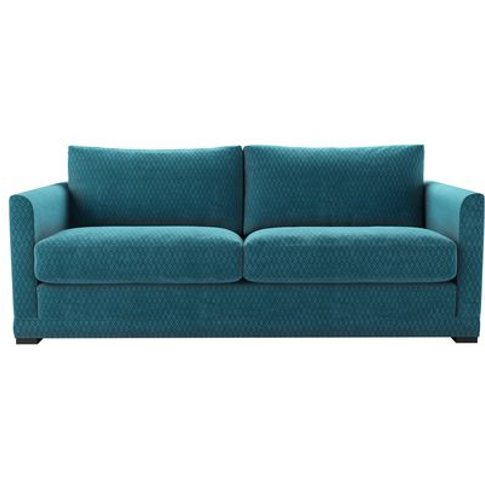 Aissa 3 Seat Sofa (Breaks Down) In Capri Velvet Jacq...