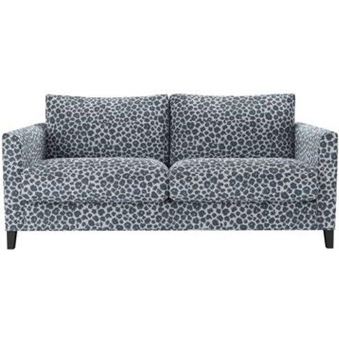 Izzy 2.5 Seat Sofa In Hippo Jungle Cat
