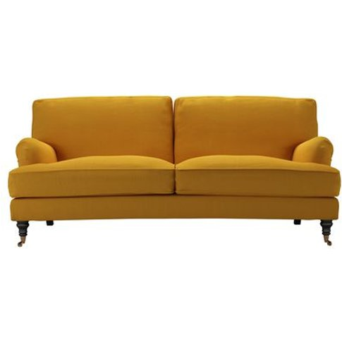 Bluebell 3 Seat Sofa (Breaks Down) In Mango Brushed ...