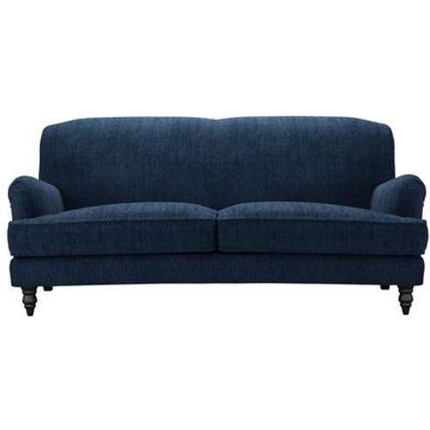 Snowdrop 3 Seat Sofa In Channel Blue Sandgate