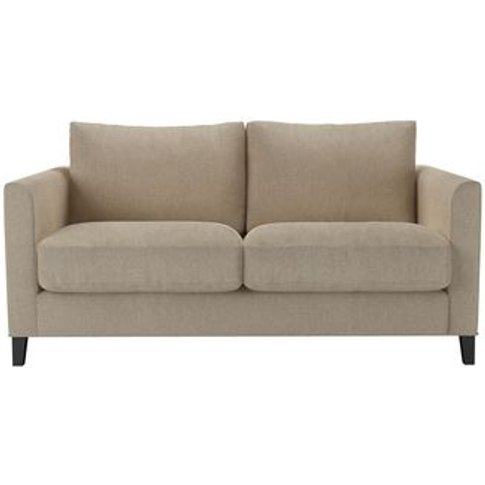 Izzy 2 Seat Sofa In Cashew Baylee Viscose Linen