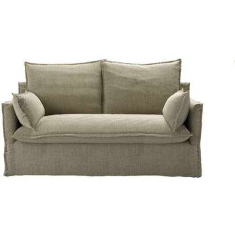Isaac 2 Seat Sofa In Cashmere Chenille