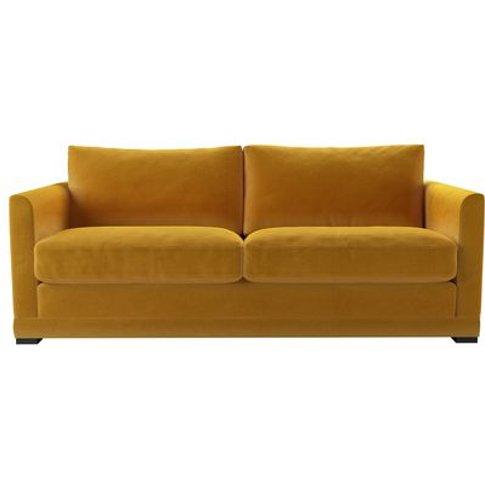 Aissa 3 Seat Sofa (Breaks Down) In Butterscotch Cott...
