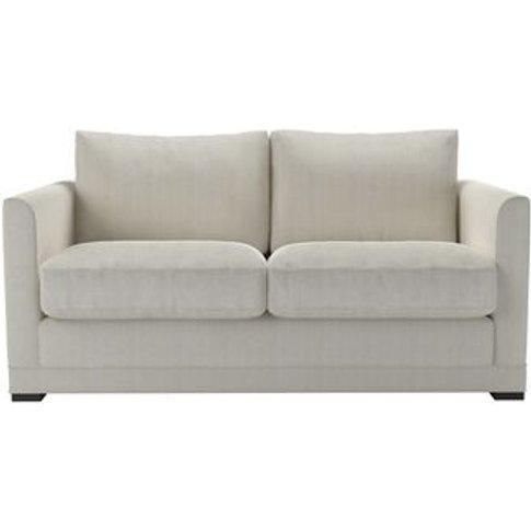 Aissa 2 Seat Sofa Bed In Clay House Herringbone Weave