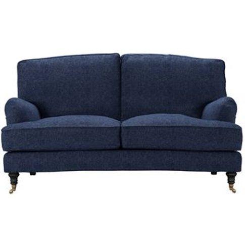 Bluebell 2 Seat Sofa (Breaks Down) In Twilight Wool ...