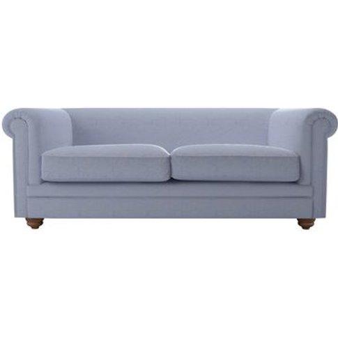 Patrick Unbuttoned 2.5 Seat Sofa In Uniform House Basket Weave