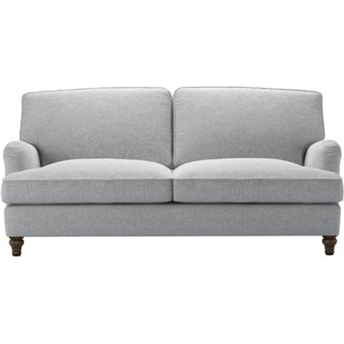 Bluebell 3 Seat Sofa Bed In White Cliffs Whitstable