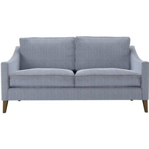 Iggy 2.5 Seat Sofa In Uniform House Herringbone Weave