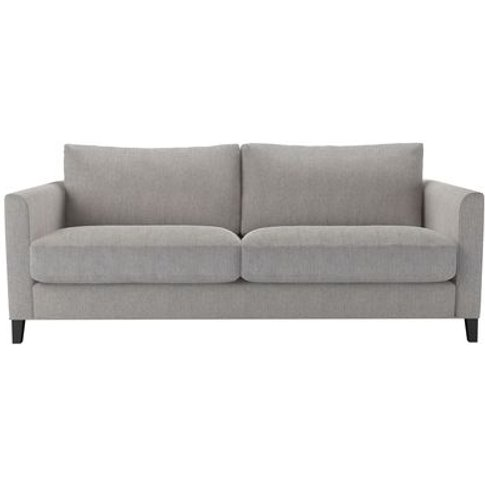 Izzy 3 Seat Sofa In Rye Baylee Viscose Linen