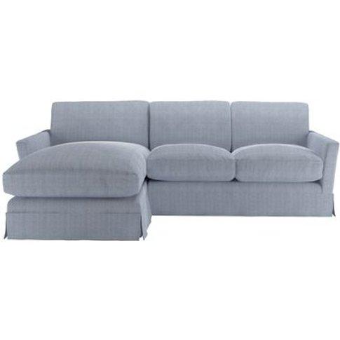 Otto Medium Lhf Chaise Sofa In Uniform House Herring...
