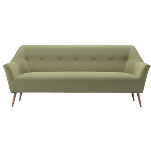Minnie 3 Seat Sofa In Valley Dovedale