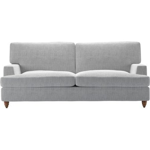 Isla 3 Seat Sofabed In Diamond Weave Mist