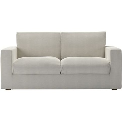 Stella 2.5 Seat Sofa Bed In Clay House Basket Weave