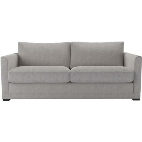 Aissa 3 Seat Sofabed In Rye Baylee Viscose Linen