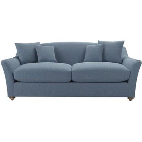 Rupert 3 Seat Sofa In Stream Dovedale