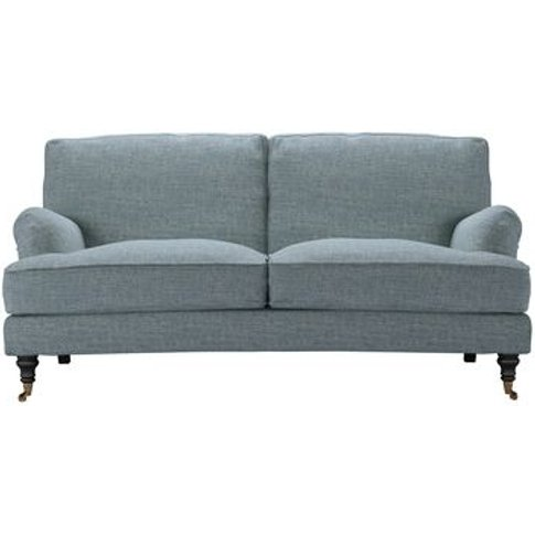 Bluebell 2.5 Seat Sofa (Breaks Down) In Hydrangea Hi...