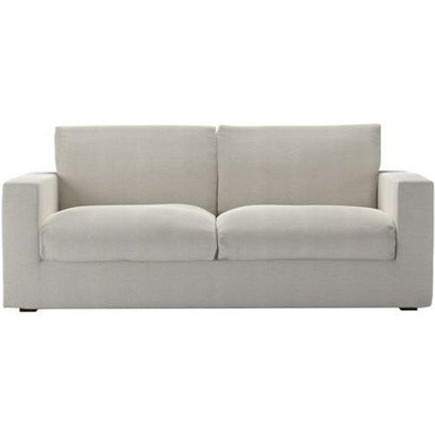 Stella 3 Seat Sofa (Breaks Down) In Clay House Baske...