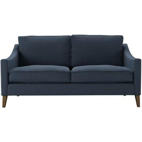 Iggy 2.5 Seat Sofa (Breaks Down) In Midnight Blue Br...
