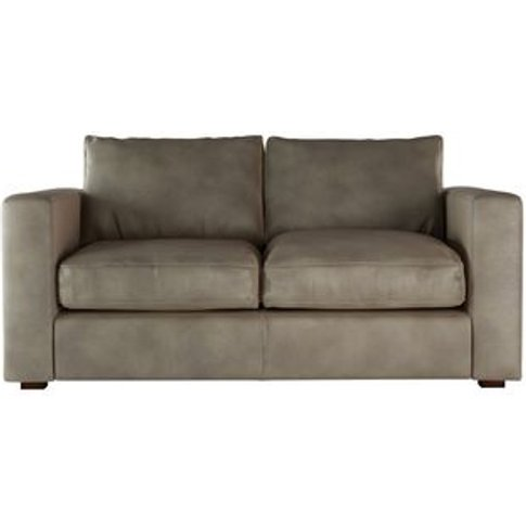 Stella 2 Seat Sofa in Latte Bellwether Leather