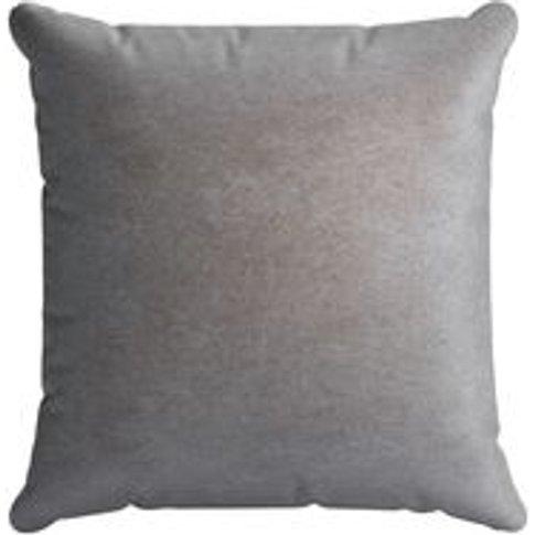 45x45cm Scatter Cushion In Earl Grey Smart Velvet