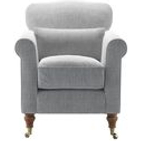 Dahlia Armchair In Diamond Weave Mist Ss16 Showcase ...