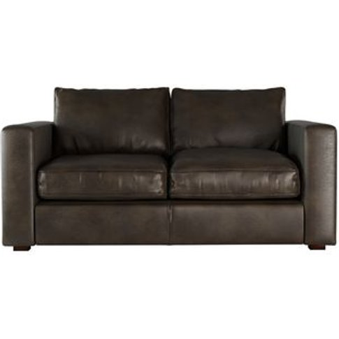 Stella 2 Seat Sofabed In Espresso Bellwether Leather