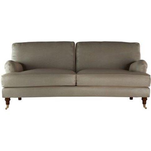 Bluebell 3 Seat Sofa (Breaks Down) In Latte Bellweth...
