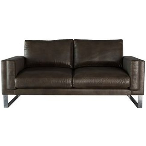 Costello 2.5 Seat Sofa In Espresso Bellwether Leather