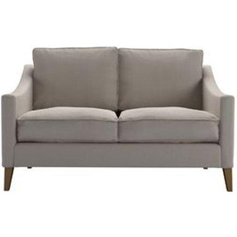 Iggy 2 Seat Sofa (Breaks Down) In Stone Brushed Line...