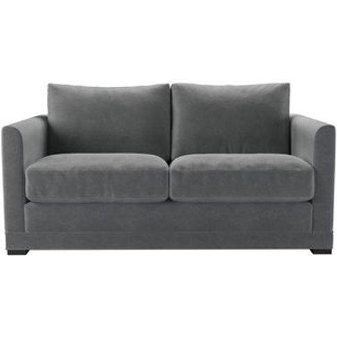 Aissa 2 Seat Sofa In Thatch Smart Velvet