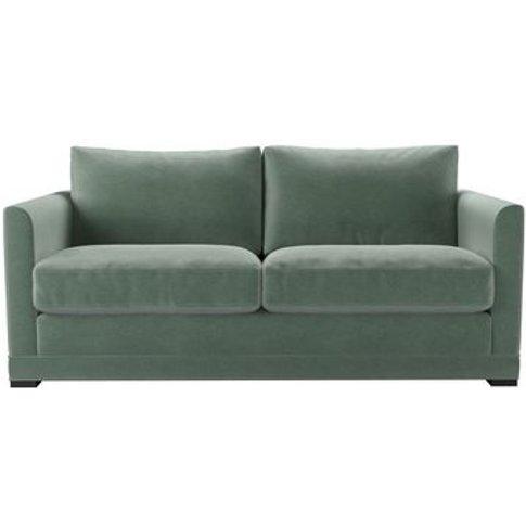 Aissa 2.5 Seat Sofa In Sage Smart Velvet