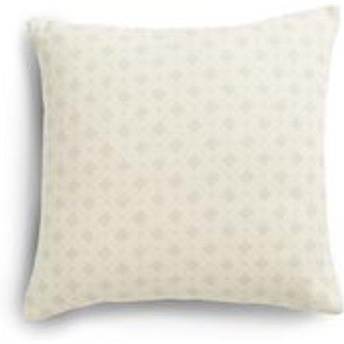 55x55cm Scatter Cushion In Stratus Tori Murphy Trellis
