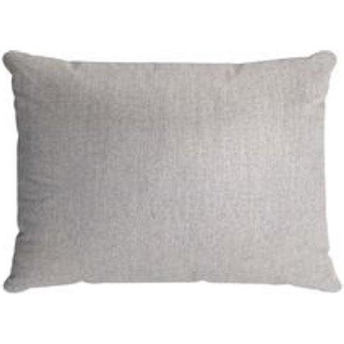 38x55cm Scatter Cushion In Rye Baylee Viscose Linen