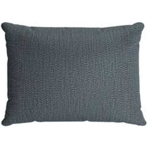 38x55cm Scatter Cushion In Chatsworth Dovedale
