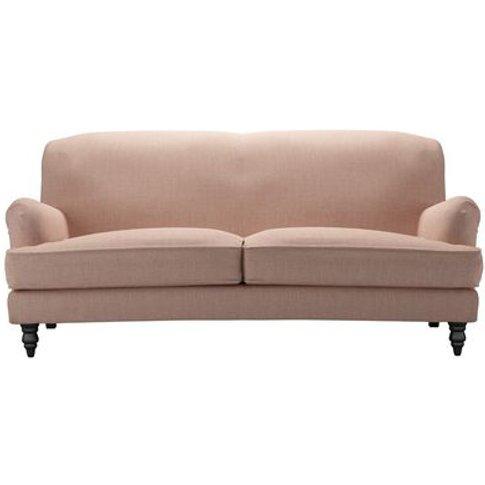 Snowdrop 3 Seat Sofa (Breaks Down) In Blush Pure Bel...
