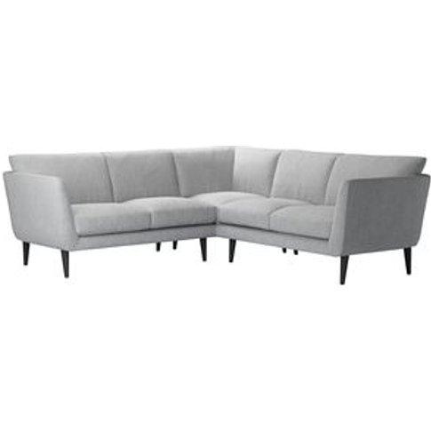 Holly Small Corner Sofa In Goodwin Grey Sandgate