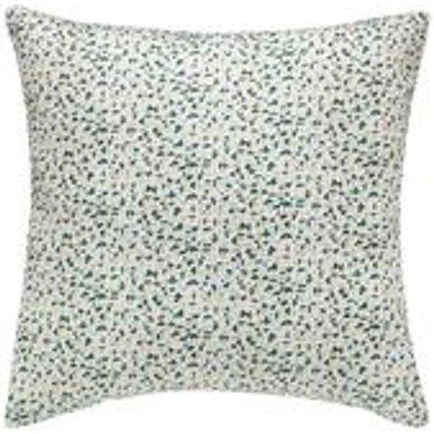 45x45cm Scatter Cushion In Meadow Kaleidoscope