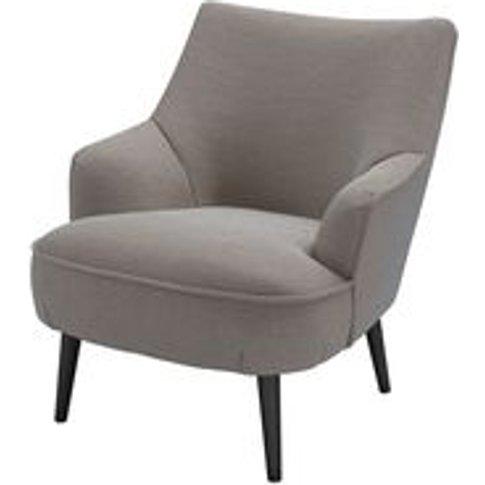 Peggy Armchair In Clay House Plain Weave