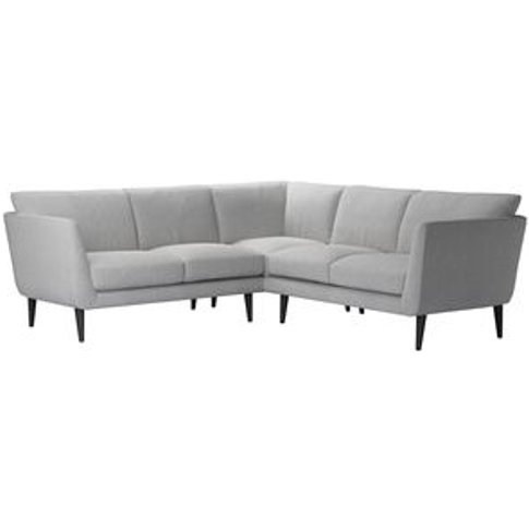Holly Small Corner Sofa In Stepping Stone Dovedale